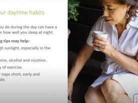 WEBINAR: Healthy Sleep Habits