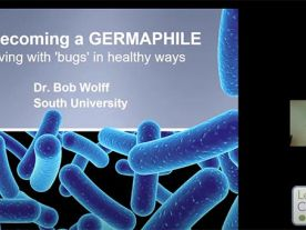 WEBINAR: Living With Germs in a Healthy Way